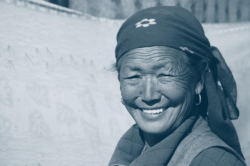 Beseda – Trek okolo Dhaulágiri