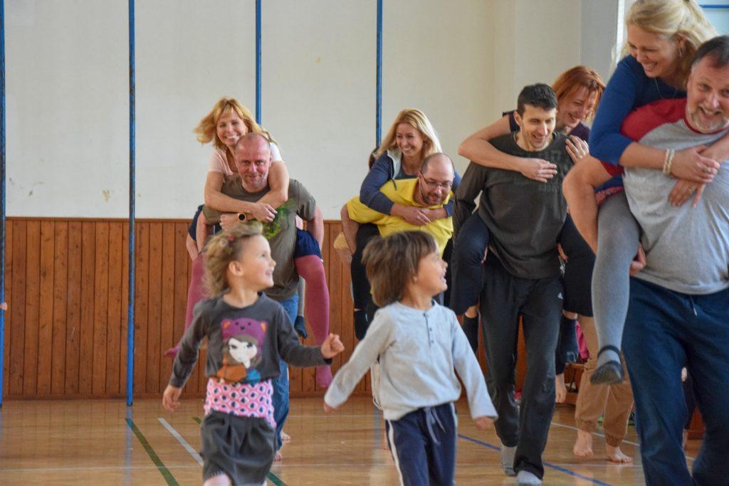 Rodinné hry 30.3.2019 – ZŠ Klimkovice