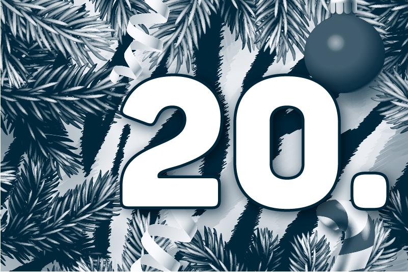 Adventní kalendář 2020 – den 20.