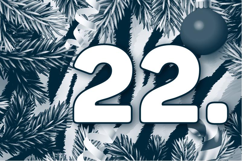 Adventní kalendář 2020 – den 22.