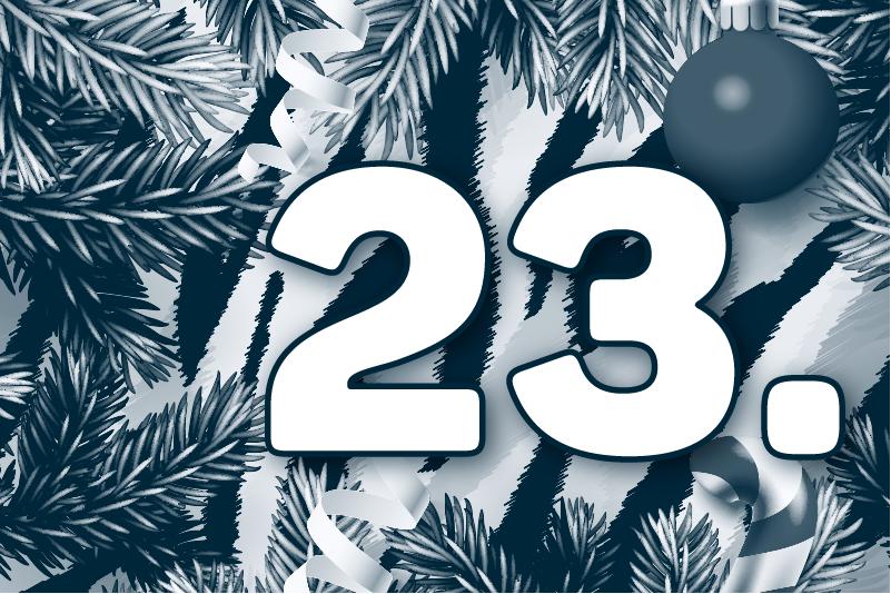 Adventní kalendář 2020 – den 23.